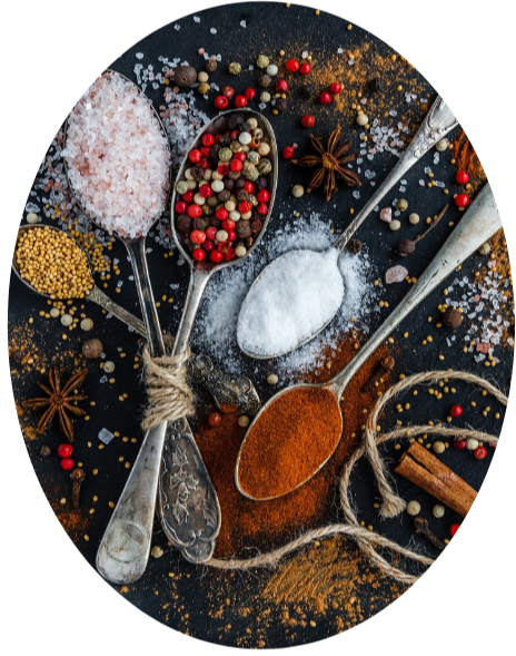 GETTING IT RIGHT WITH LABELLING FLAVOURS, SEASONING, SPICES AND HERBS  [Pre-Recorded Webinar Knowledge Exchange & Asynchronous Practicum